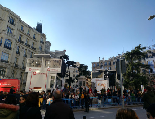 Retransmisión del 40 aniversario de la Constitución Española