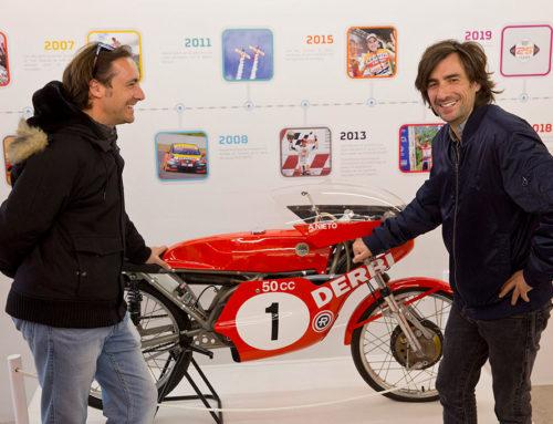 Repsol Racing Tour na 50-lecie istnienia Repsol w świecie motocyklowym.