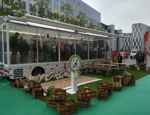 Eucofel promueve el consumo de frutas y hortalizas europeas