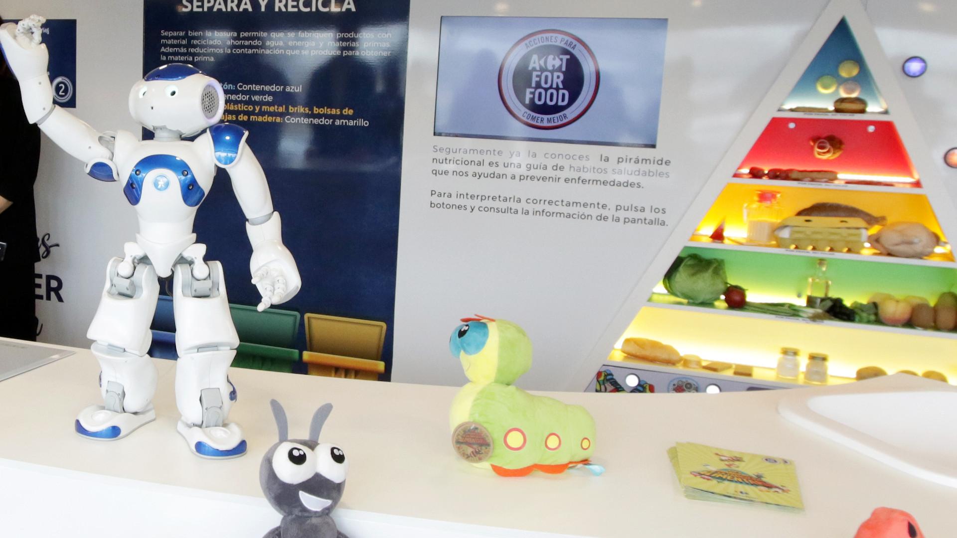 Carrefour acciones para comer mejor