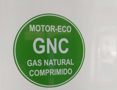 Gas Natural Comprimido, apostando por la energía verde.