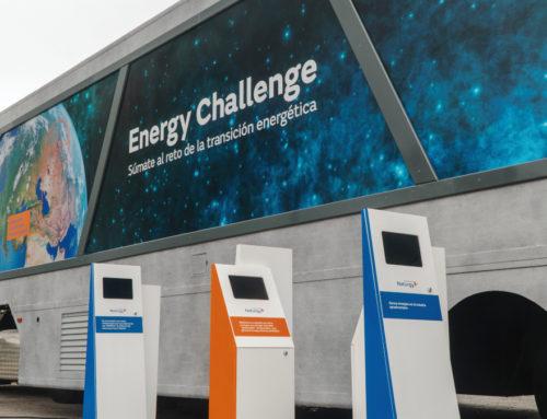 Más de 12.500 personas han tripulado ya la Energy Challenge de Fundación Naturgy