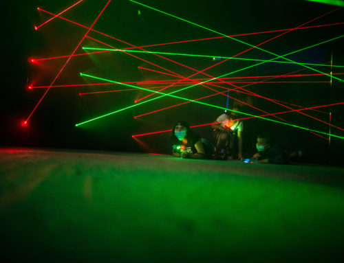 Laserventura de Total Energies