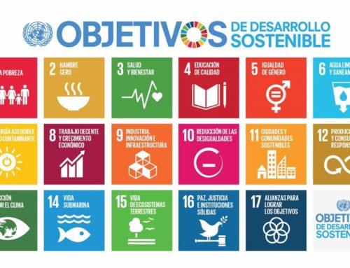 alegria-activity con los Objetivos de Desarrollo Sostenible